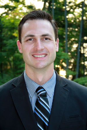 Andrew P. Gater, DDS, of the Huronia Oral Surgery Group in Barrie, Ontario